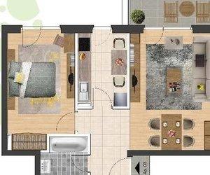 Apartament 2 camere de vanzare UTA