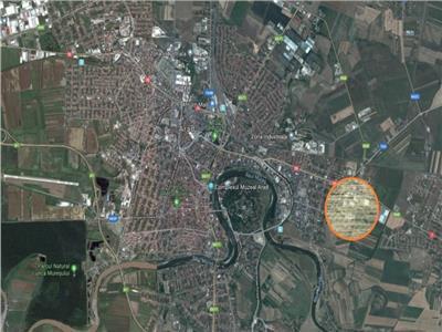 TEREN EXTRAVILAN MICALACA zona REAL PRETABIL INVESTITII